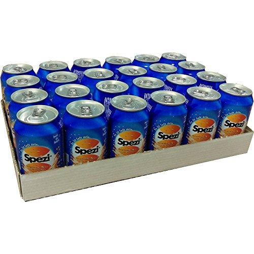 Spezi Cola & Orange 24 x 0,33l Dose (Cola- Orange- Mischgetränk)