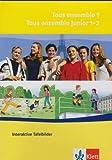 Tous ensemble 1 und Tous ensemble Junior 1.-2. Interaktive Tafelbilder