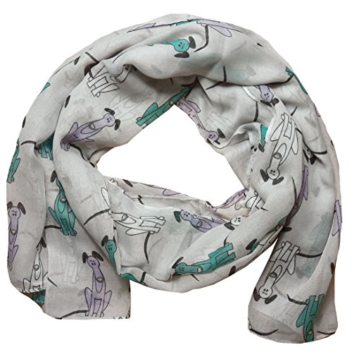 scarves-dog-greyhounds-print-scarf-women-shawl-large-size-silver-grey