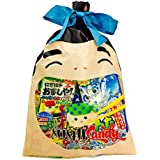Assortiment de bonbons japonais SAC DE CADEAU: popin cookin (neruneru) + autre doux