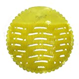 #2: Puffin URINAL SCREEN MAT - 10 PCS SET by FineX (Available in 10 New Fragrances which lasts upto 30 days)