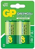 GP Battery VD5561 Set 2 Pile, Multicolore