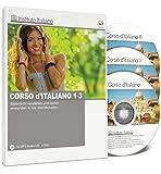 Corso d?Italiano I, II und III - Italienisch lernen für Anfänger und Fortgeschrittene (Audio-Sprachkurs) -