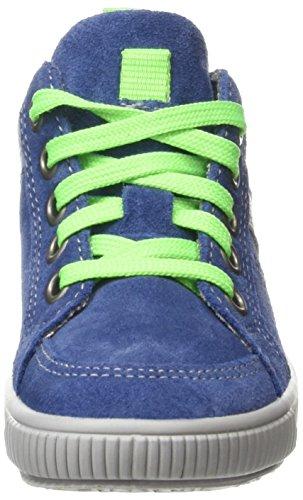 Superfit Moppy, Chaussures Marche Bébé Garçon Bleu (indigo Kombi 88)