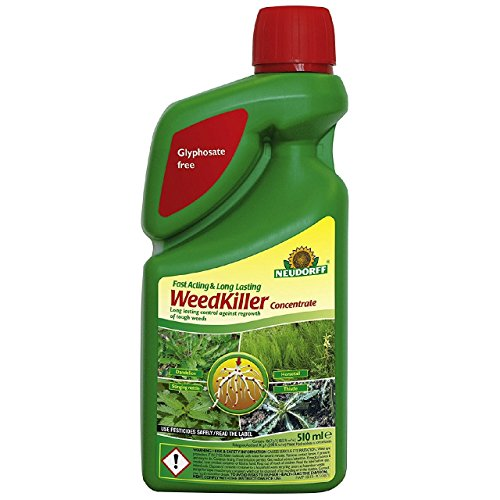 Neudorff Fast Acting & Long Lasting Weedkiller Concentrate 510ML