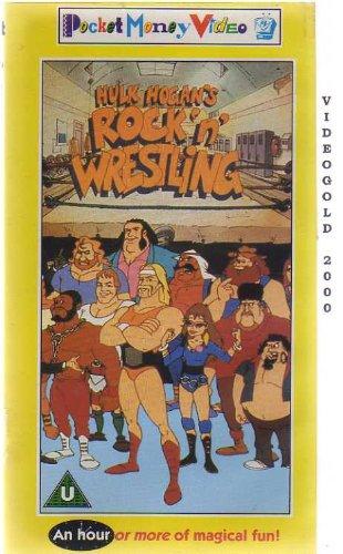 N Rock Wrestling (Rock 'n' Wrestling [VHS] [UK Import])
