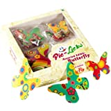 PICLICKS EDIBLE BUTTERFLY 75Pcs (ASSORTED)