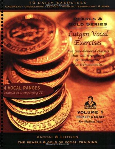 Lutgen Vocal Exercise 1: for L