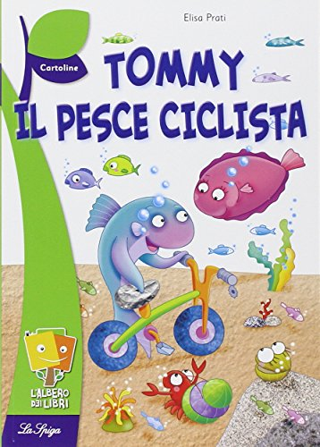 Tommy, il pesce ciclista