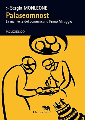 Palaseomnost : Le inchieste del commissario Primo Miraggio (Le vespe) - Amazon Libri