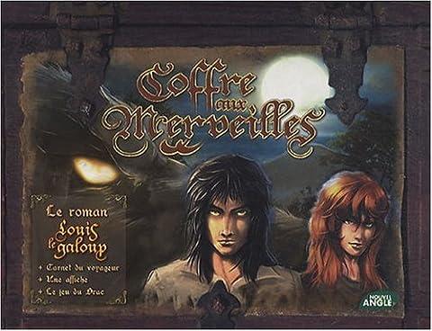 Louis le Galoup : Coffret aux Merveilles : Le roman Louis le Galoup, un carnet du voyageur, une affiche et le jeu du
