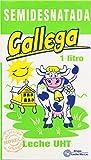 Gallega - Leche UHT Semidesnatada 1 L