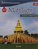 New MathSight (CCE Edition) Class - 5