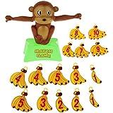 Juguetes Juegos Educativos Aprendizaje Matemáticas Balance Números Diseño Mono