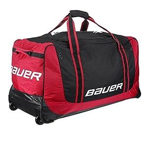 Bauer 650 Wheelbag ( Large ), Größe:L;Farbe:schwarz/rot