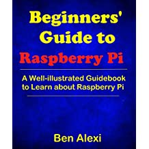 Beginners' Guide to Raspberry Pi: A Well-illustrated Guidebook to Learn about Raspberry Pi (English Edition)