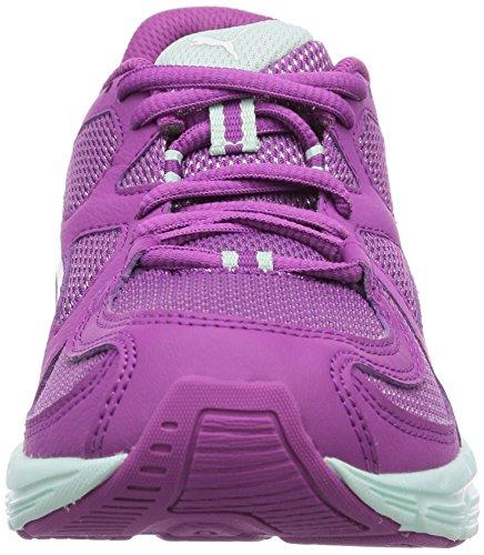 Puma  Axis v3 Mesh, Chaussures de fitness pour femme Rose - Pink (vivid viola-white 05)