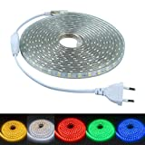 Ruban à LED, Bande LED,Bandeau LED, Lumineux Bandeau Led 220v, 5050 IP65 Etanche...