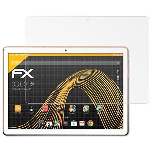 atFolix Schutzfolie für XIDO X111 IPS (1280x800 Pixel) Displayschutzfolie - 2 x FX-Antireflex blendfreie Folie
