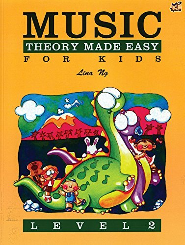 Music Theory Made Easy for Kids, Level 2 (Made Easy (Alfred)) by Lina Ng (2010-11-02)