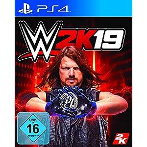 WWE 2K19 USK – Standard Edition [PlayStation 4 ]