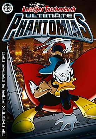 LTB Nr.521 50 Jahre Phantomias Walt Disney ungelesen
