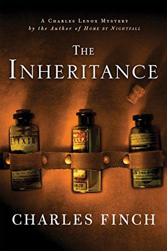 The Inheritance: A Charles Lenox Mystery (Charles Lenox Mysteries, Band 10) Lenox Bands