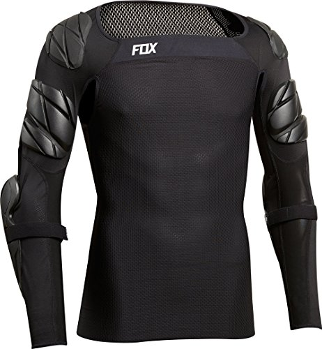 Fox Jacket Airframe Pro Sleeve, Black, Größe L/XL