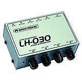 Omnitronic 057211 LH-030 Ampli casque Argenté