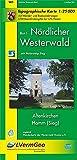 Topographische Karten Rheinland-Pfalz, Wandern im nördlichen Westerwald (Freizeitkarten Rheinland-Pfalz 1:15000 /1:25000) - Landesamt für Vermessung und Geobasisinformation Rheinland-Pfalz