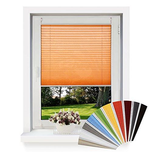oubo-plissee-klemmfix-jalousie-ohne-bohren-mit-klemmtragern-verspannt-70-x-120-cm-orange