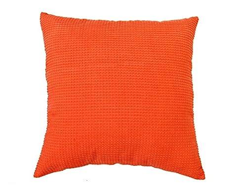 \n \n \n \n \n Square Pillowcase Orange Corn Kernels Corduroy Sham\n \n \n