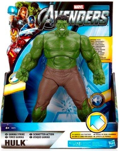 Image of Marvel Avengers Hulk Gamma Strike Action Figure
