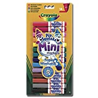 1107 Products Pipsqueaks Mini Markers 14