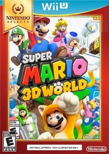 per Mario 3D World by Nintendo (Super Mario 3d World)