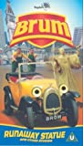Brum: Runaway Statue And Other Stories [VHS]
