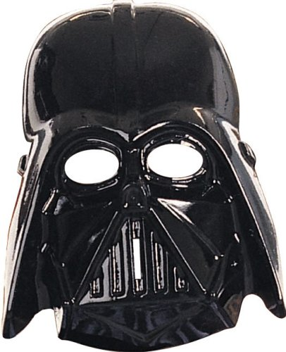 Rubies 's-Kostüme-Maske Darth Vader léger- Größe STD (Gute Superhelden Kostüme Ideen)