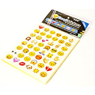 Emoji Set 912 Sticker all Emoji Basic Memes wie bei Whatsapp Instagram &Twitter auf 19 Sheets