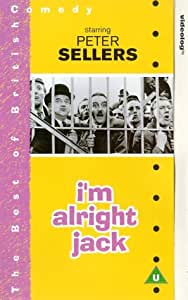 I'm All Right Jack [VHS]