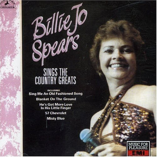 Sings the Country Greats by Billie Jo Spears
