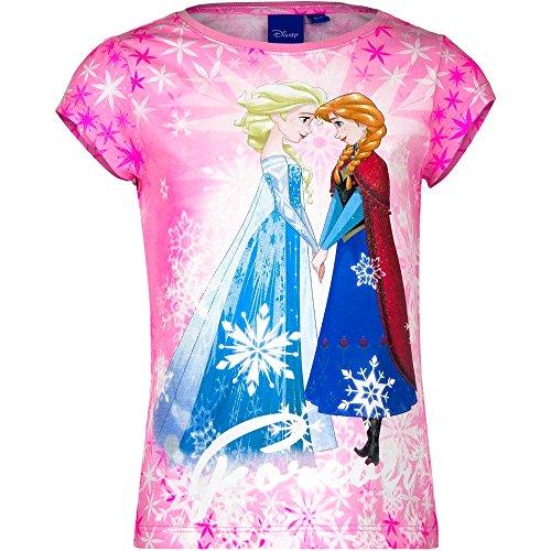 Disney Frozen Die Eiskönigin T-Shirt, Original Lizenzware,