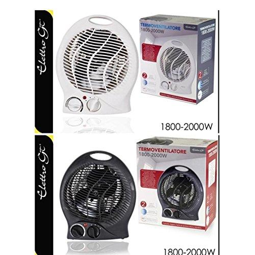 caldobagno termoventilatore stufa stufetta elettrica bagno ventilata termostato