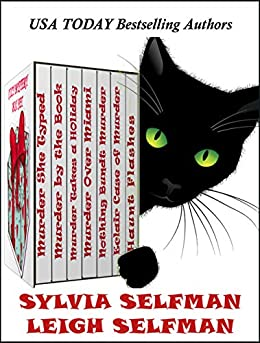 COZY MYSTERY 7 BOOK SET: CATS, CUPCAKES AND KILLERS (English Edition) van [Selfman, Sylvia, Selfman, Leigh]