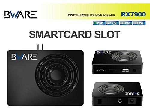 BEWARE RX 7900 HD digitaler DVB-S2 Satelliten Receiver RX7900(gleicher Prozessor wie RX8900)