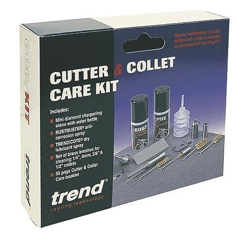 précis MIS Trend professionnel Cutter & serrage kit d'entretien [Cutter Pince de serrage Care/Cutter Kit d'entretien] [Lot de 1]–W/3Yr Rescu3® Garantie