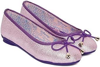 Disney Princess Girl's Ballet Flats