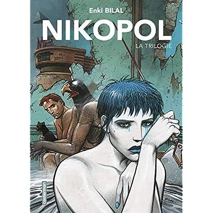 Nikopol, La trilogie : La foire aux immortels ; La femme piège : Froid équateur