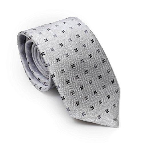 100% Silk Ties Necktie Set for Men Handmade Tie and Pocket Square Set By Mr. Hex(VG_SMR_6)