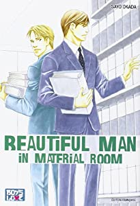 Beautiful Man In Material Room Edition simple One-shot