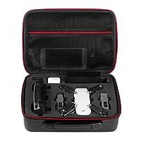 Deyard Estuche a Prueba de Agua, Maletín portatil para DJI Spark Drone